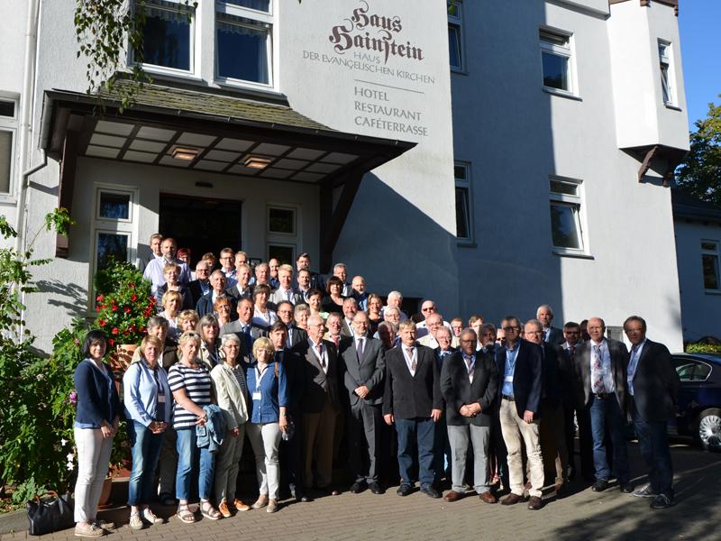 Mitgliederversammlung 2016 Eisenach