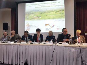 Konferenz Flurbereinigung in Serbien