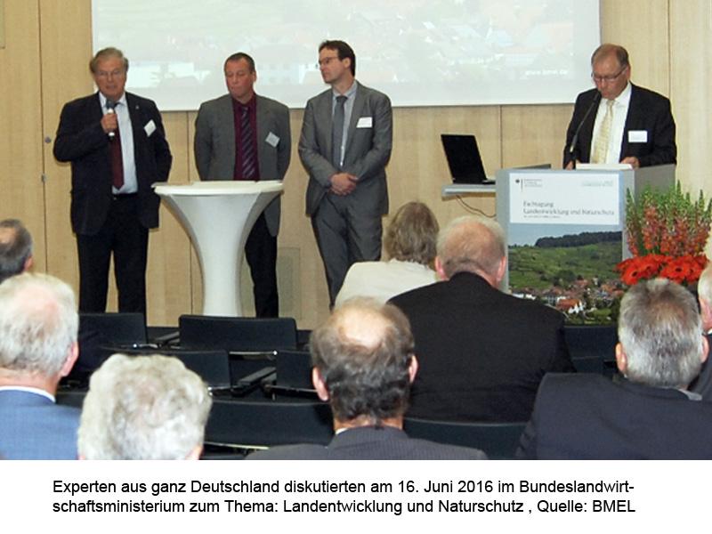 Fachveranstaltung Landentwicklung Naturschutz