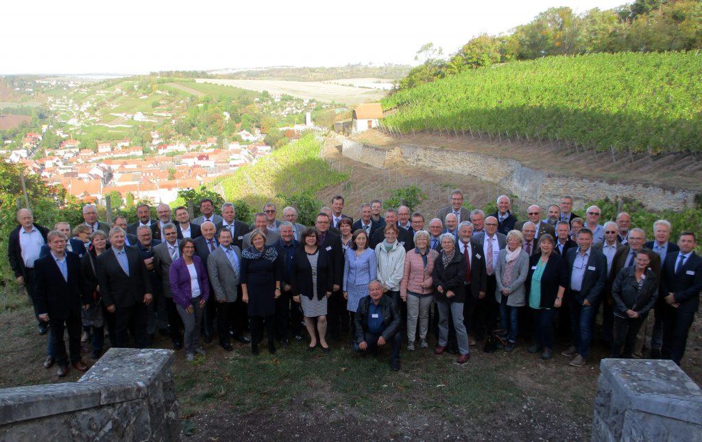 Auftakt zur Mitgliederversammlung 2018 des BTG e. V.